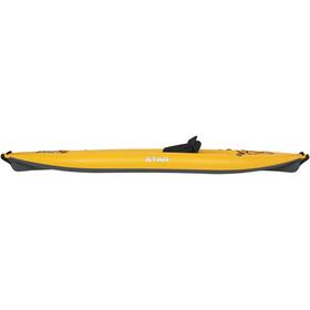 NRS STAR Paragon XL Inflatable Kayak yellow